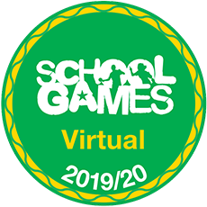 School Games Virtual Logo