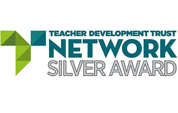 Teacher's Development Trust Network Silver Award